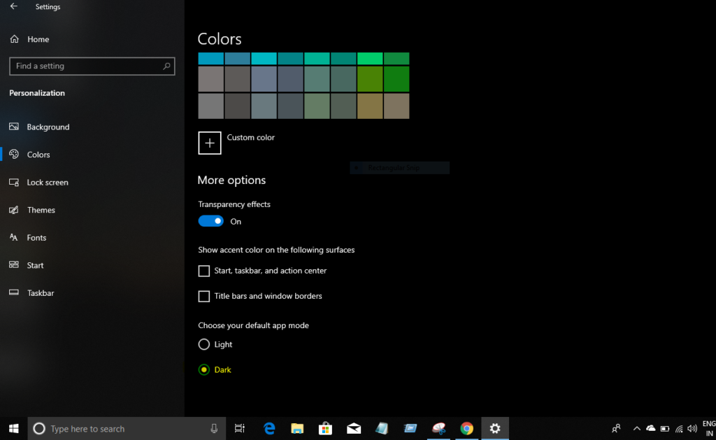 how to enable dark mode in google chrome