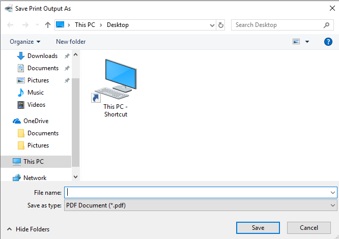 combine pictures into pdf